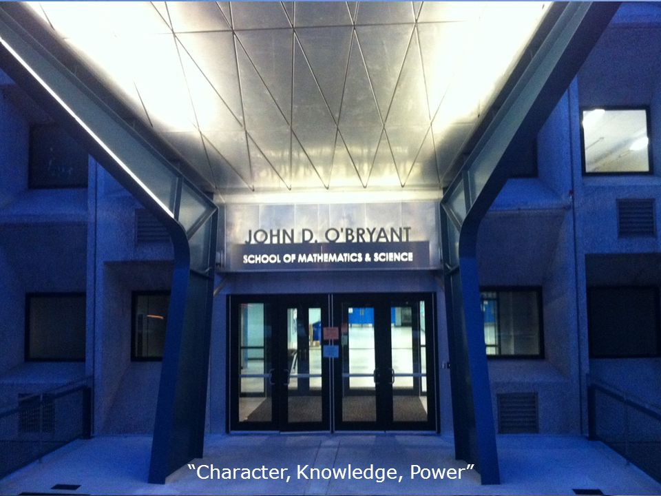 Mission Statement The John D.