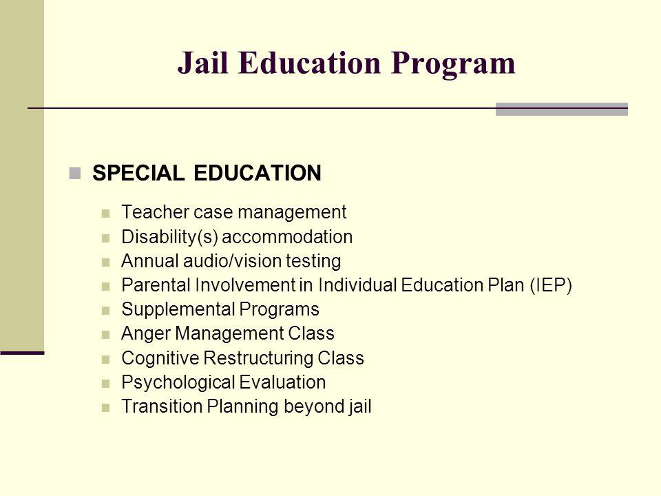 Juvenile Corrections Education - Arizona Dr.