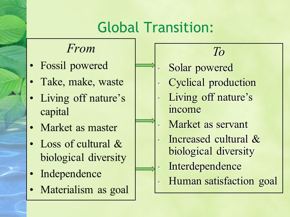 Which of these myths do you believe.Sustainability is mostly about the environment.