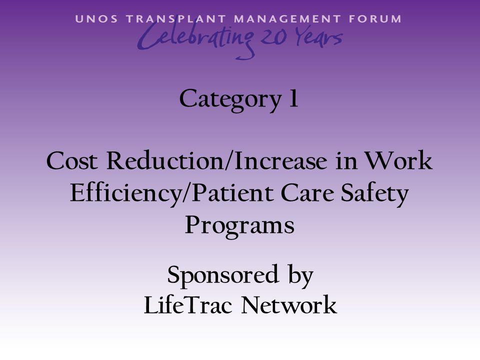 Clinical Care Triad: A Team Workout to Facilitate Safe Patient Discharge Zeynep Tulu, MS, MEMP, Tom Caffey, MBA, CSSBB, CQE, Tracy Carroll, BSN, RN, PCCN, David Gerber, MD, Jessica Hawn, RN, BSN, Lisa Jurgevich, MSW, LCSW, Juanita Parker, BSN, RN, MBA, MHA, Leonie Vachon, A/GNP-BC University of North Carolina Hospitals, Chapel Hill, NC