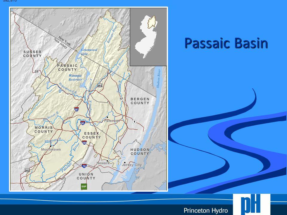 Passaic Basin 392,810