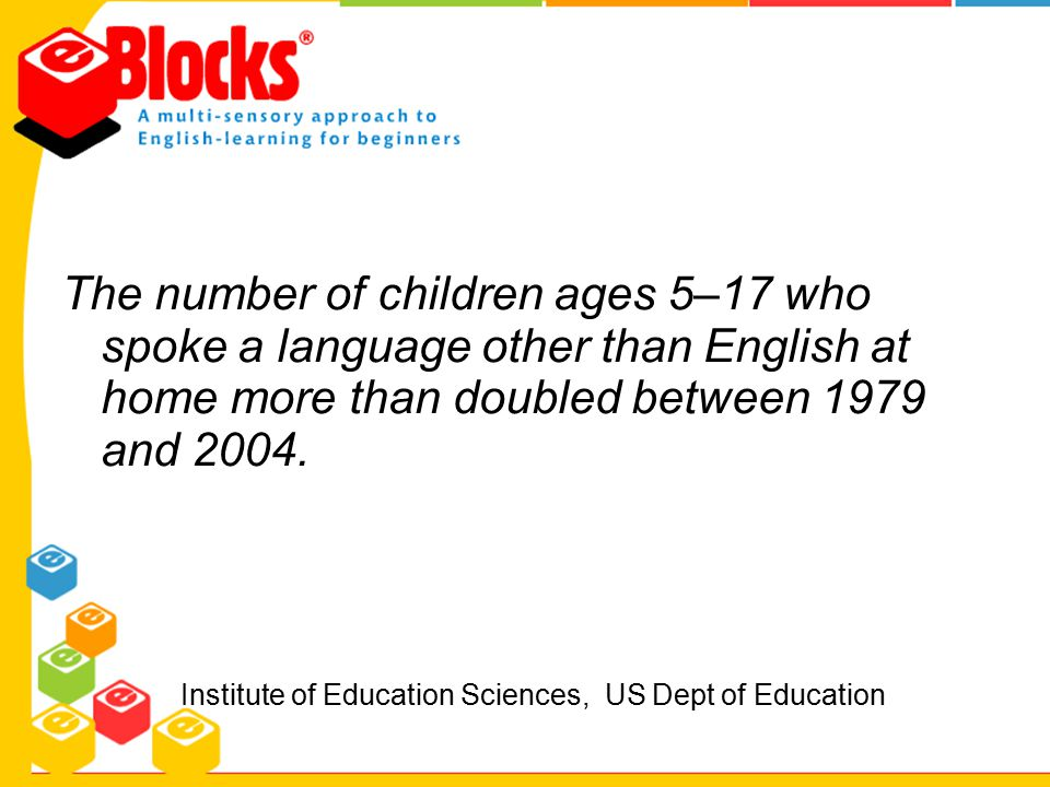 There was an 18% increase in the number of school-age children between 1979 and 2004.