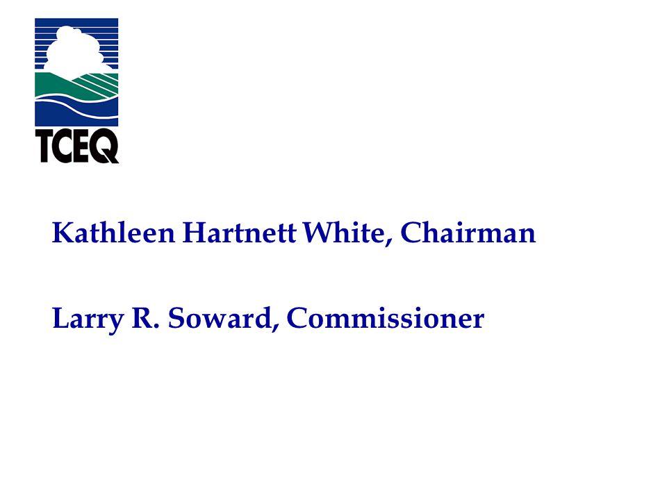 The EnviroMentor Program Texas Commission on Environmental Quality Kathleen Hartnett White, Chairman Larry R.