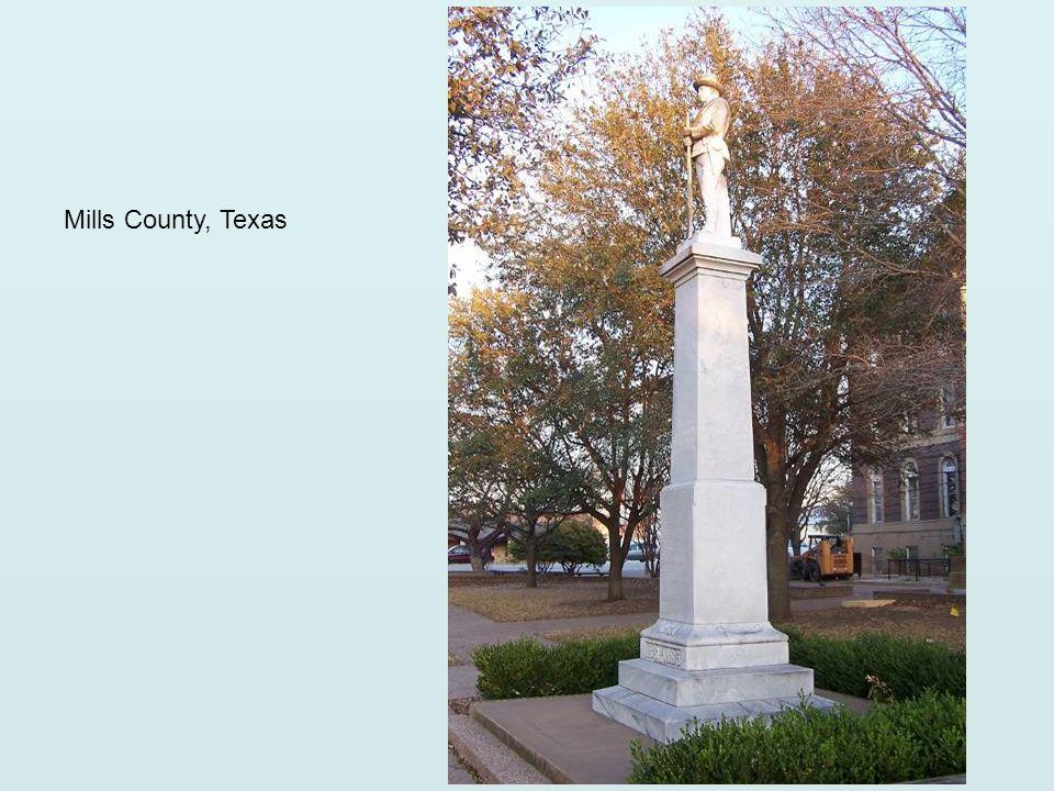 Mills County, Texas