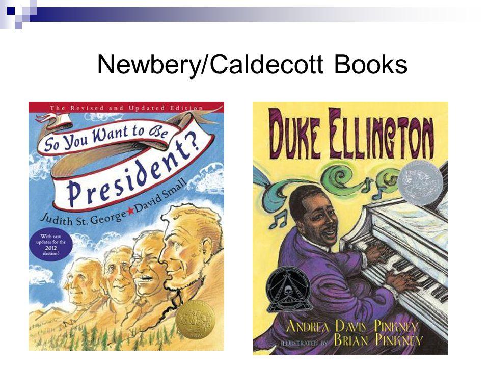 Newbery/Caldecott Books