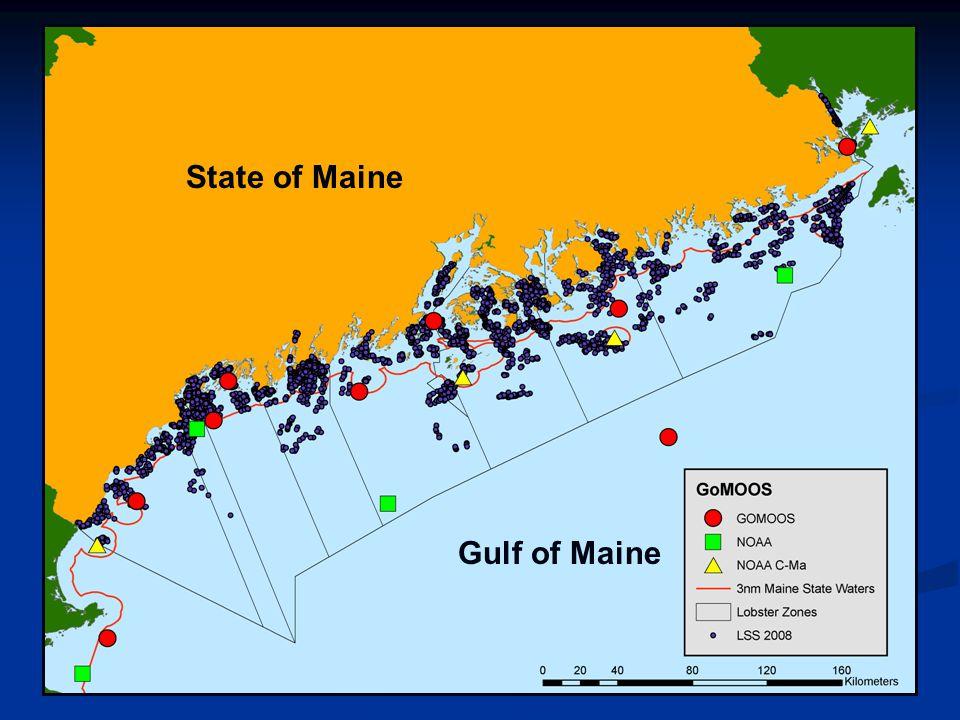 Gulf of Maine State of Maine