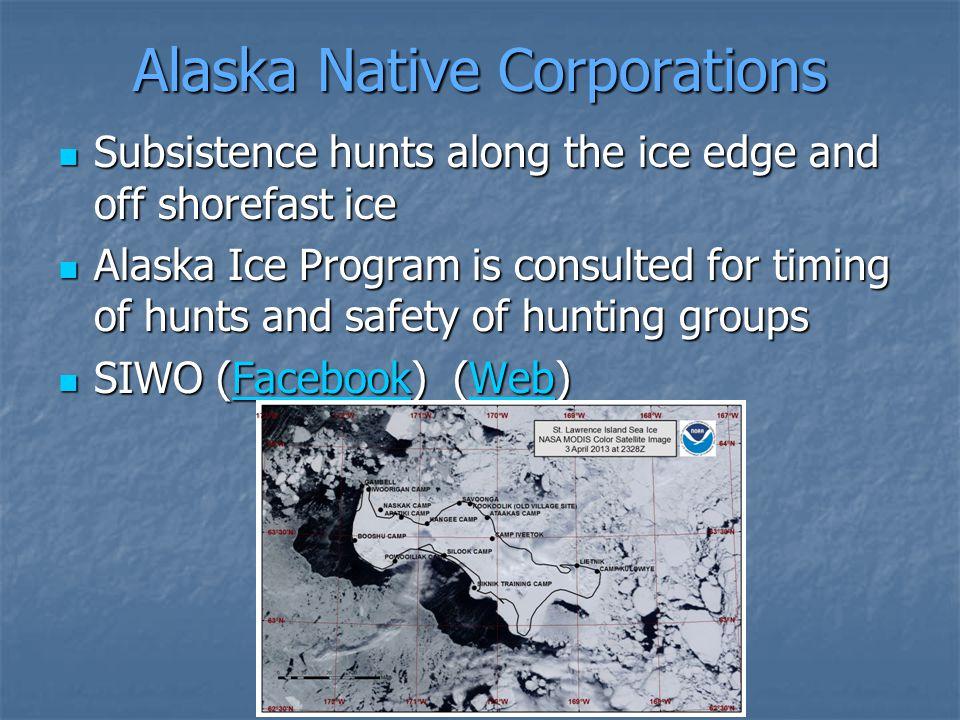 Kathleen Cole Sea Ice Program Leader National Weather Service Kathleen.Cole@noaa.gov 907-266-5138 THANK YOU