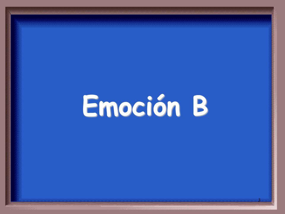 3 Emoción B