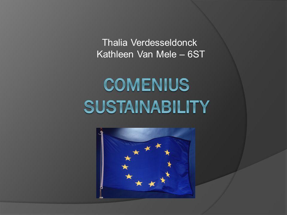 Thalia Verdesseldonck Kathleen Van Mele – 6ST