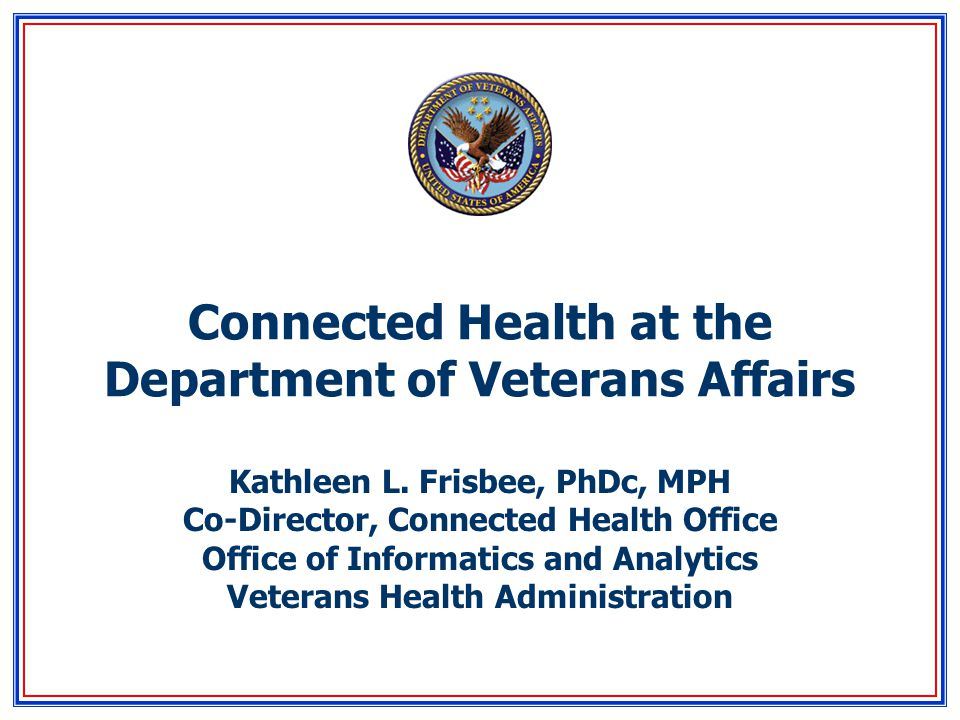 VA Mobile Health Staff Apps 42