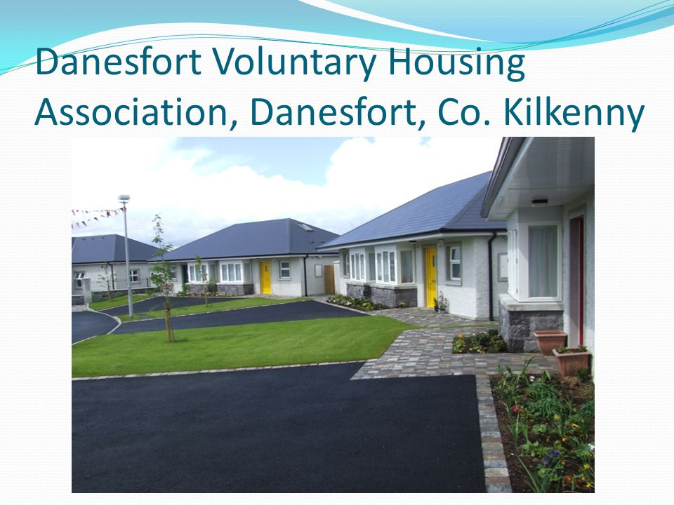 Danesfort Voluntary Housing Association, Danesfort, Co. Kilkenny.