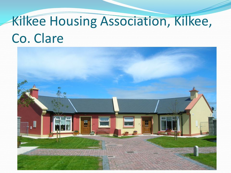 Kilkee Housing Association, Kilkee, Co. Clare.