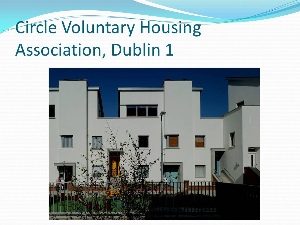 Circle Voluntary Housing Association, Dublin 1.
