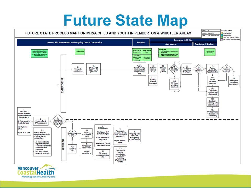 13 Future State Map