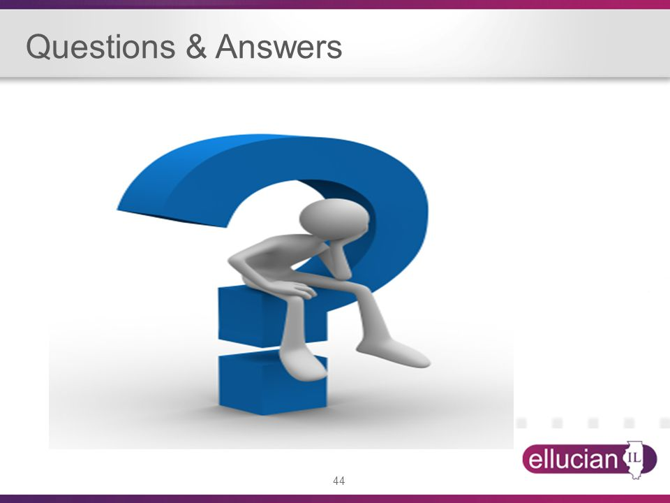 44 Questions & Answers