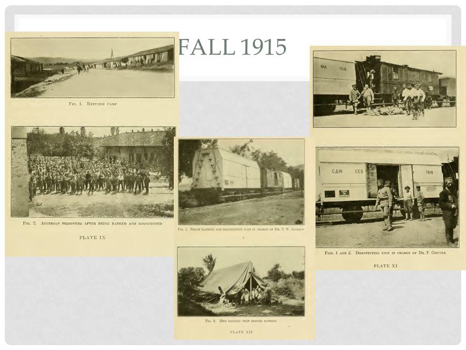 FALL 1915