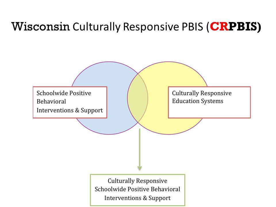 Wisconsin Culturally Responsive PBIS ( CRPBIS)