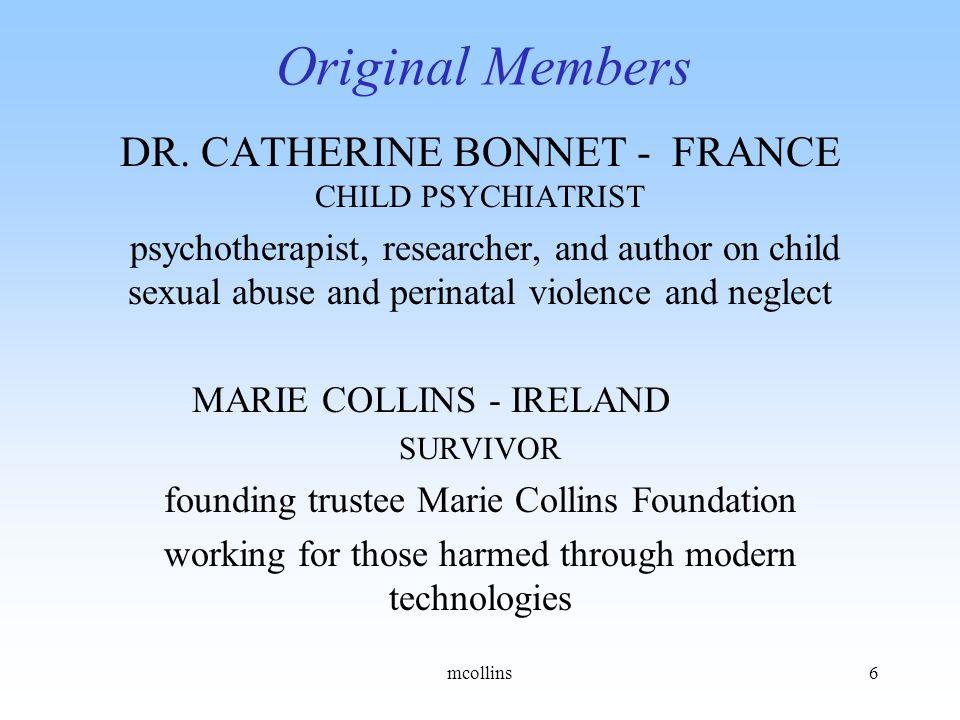 Original Members DR.