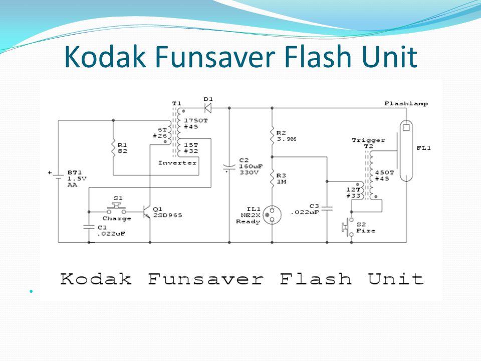 Kodak Funsaver Flash Unit http://www.repairfaq.org/sam/kflashf.gif