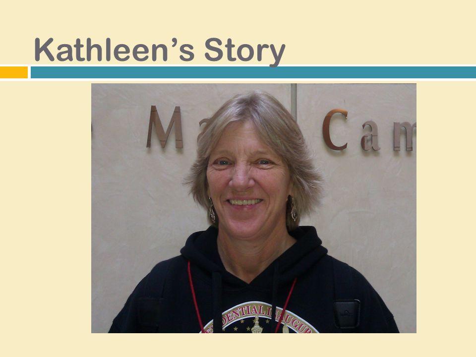 Kathleen's Story