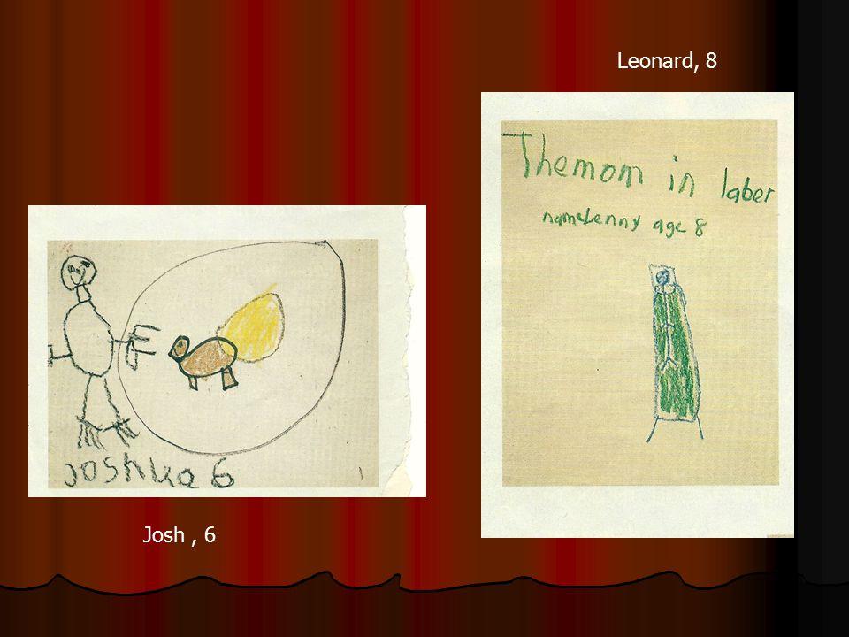 Josh, 6 Leonard, 8