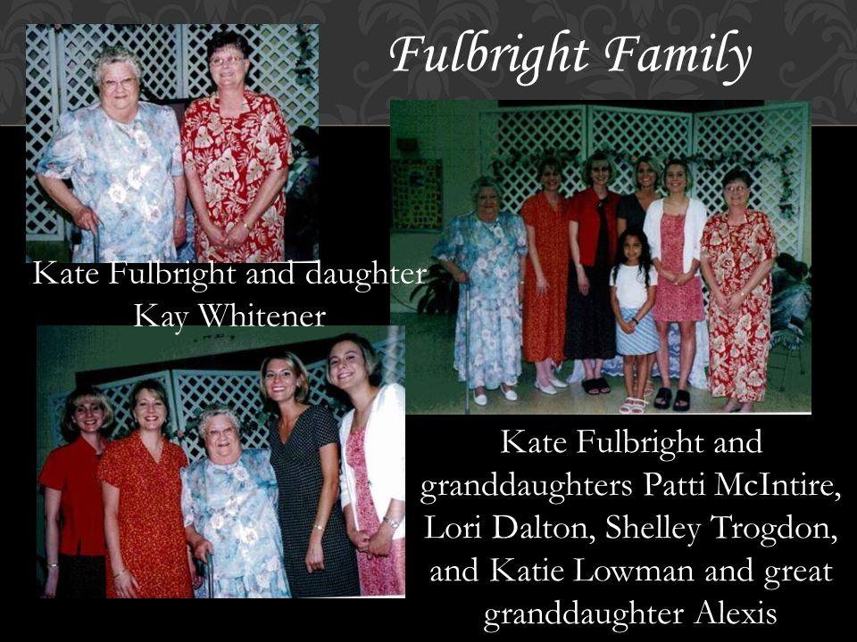 Marie Hoke mother of Pat Lail Pat Lail Hoke Family