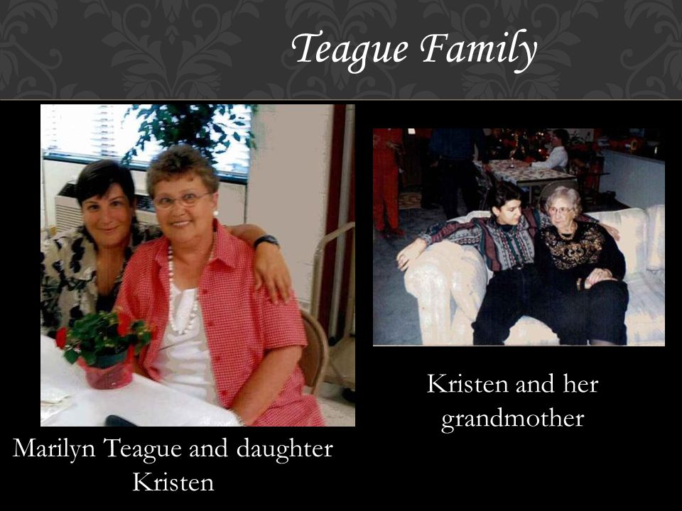 Scottie Wyant, daughter Sherrie Midgett, and granddaughter Chelsea Midgett Wyant Family