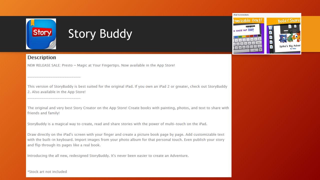 Story Buddy