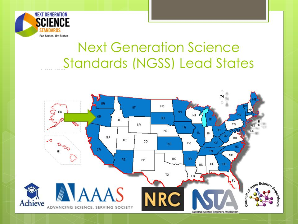 Next Generation Science Standards (NGSS) Lead States