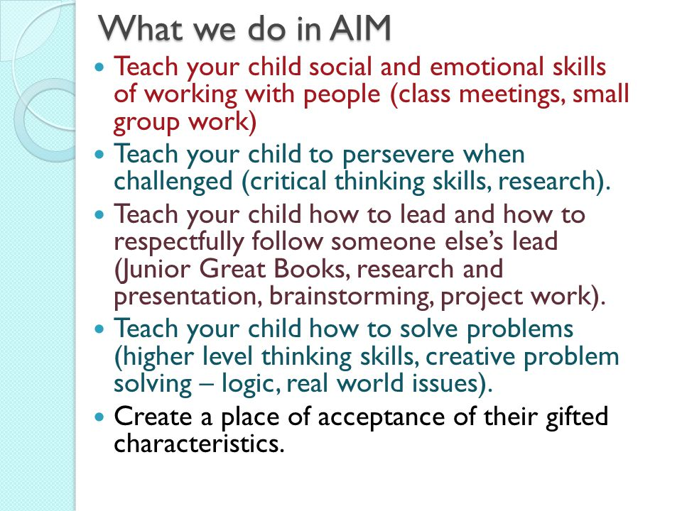 All Grades Creative Problem Solving: Are They Thinking.