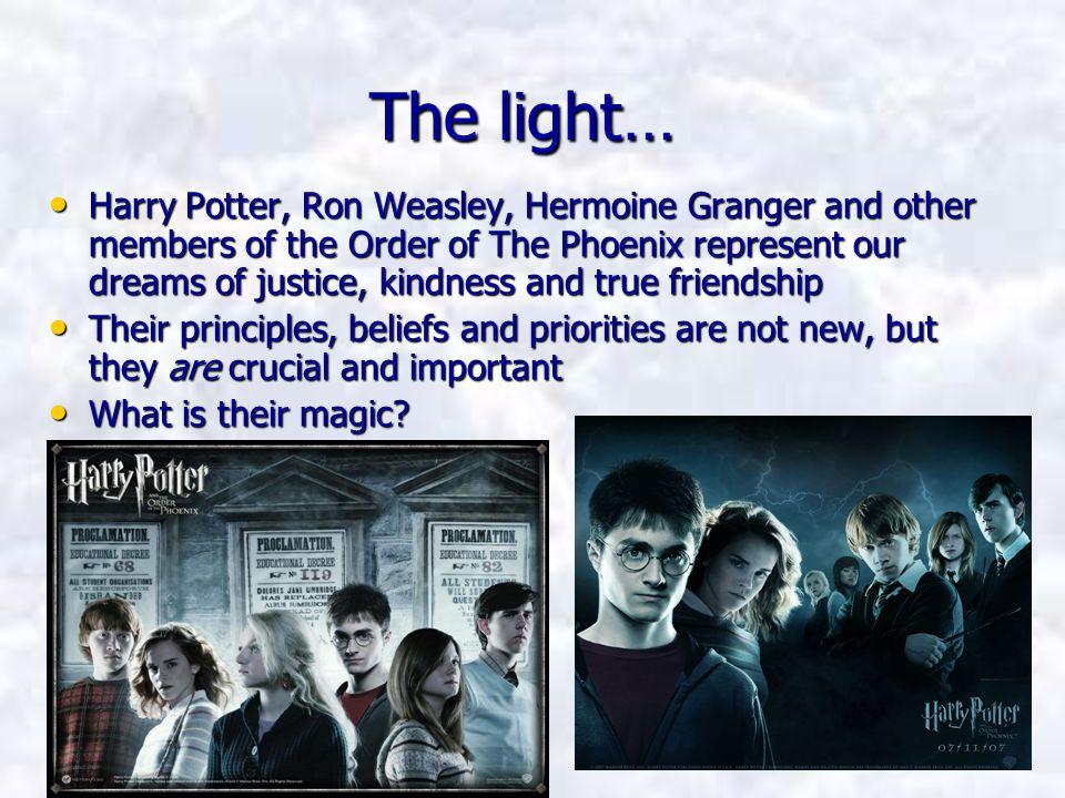 Love, Friendship, Bravery Love, Friendship, Bravery We guess it's real magic, isn't it.