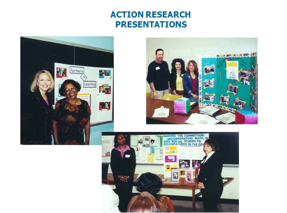 ACTION RESEARCH PRESENTATIONS