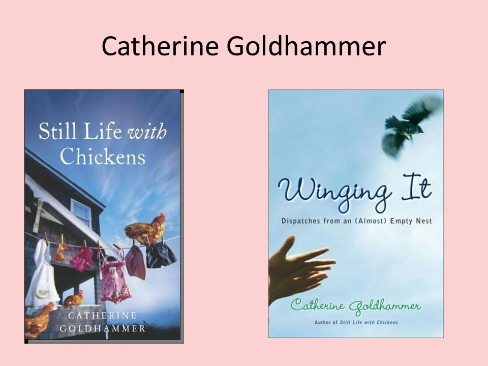 Catherine Goldhammer