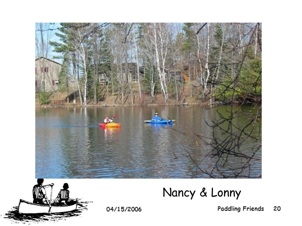 04/15/2006 Paddling Friends20 Nancy & Lonny