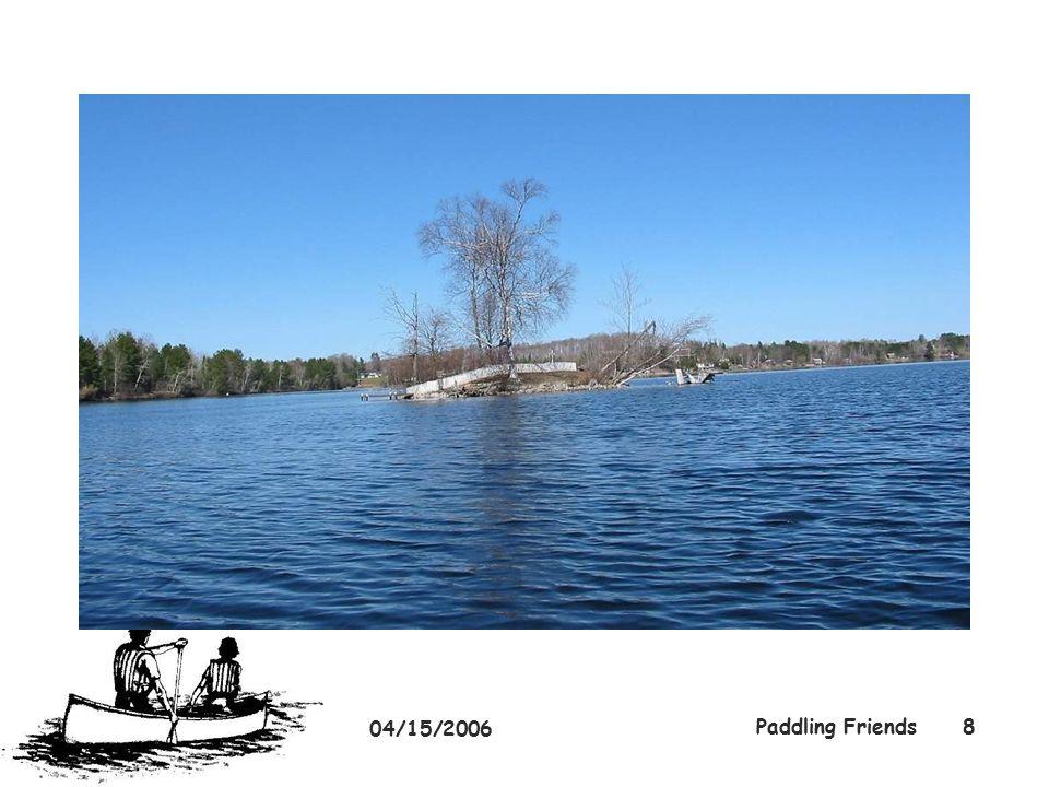04/15/2006 Paddling Friends19 Returned to the boat landing