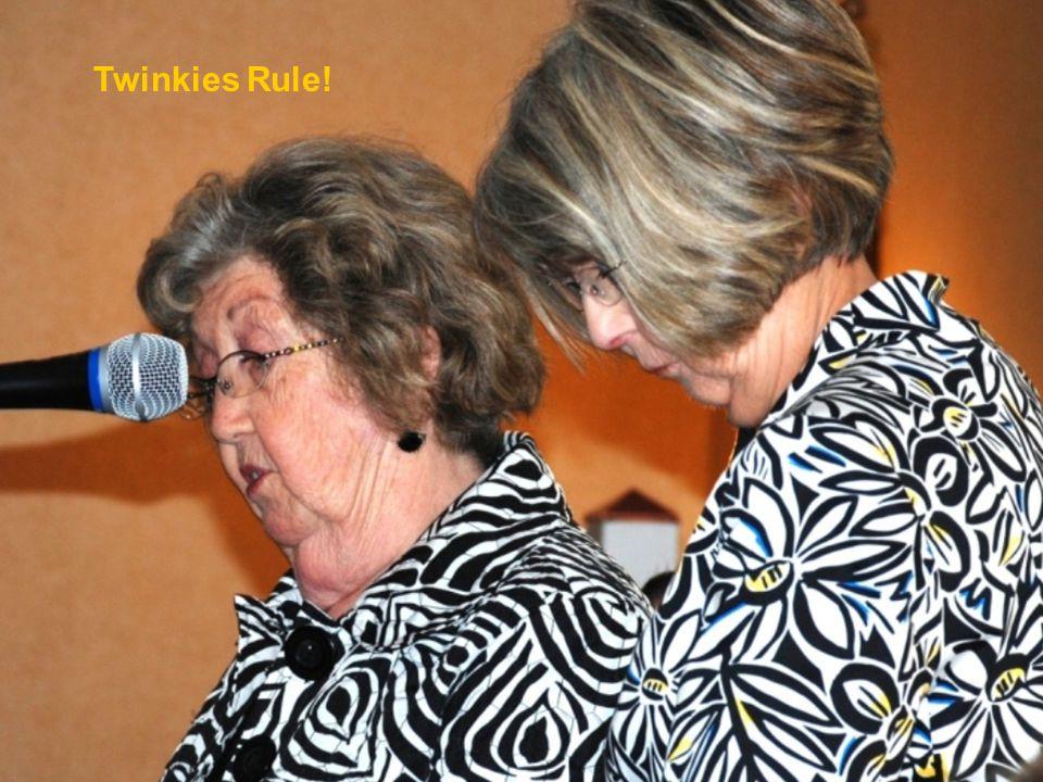 Twinkies Rule!