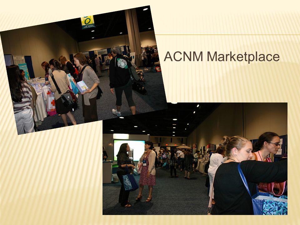 ACNM Marketplace