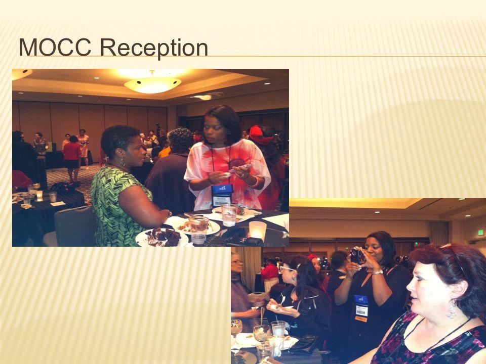 MOCC Reception