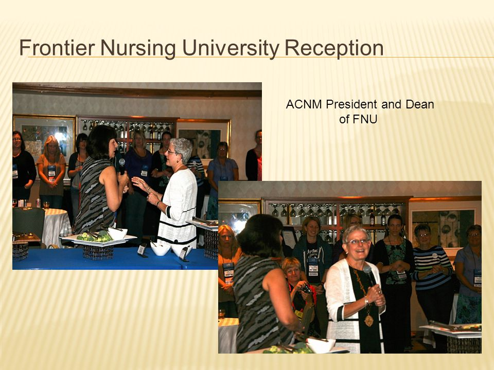 ACNM President and Dean of FNU