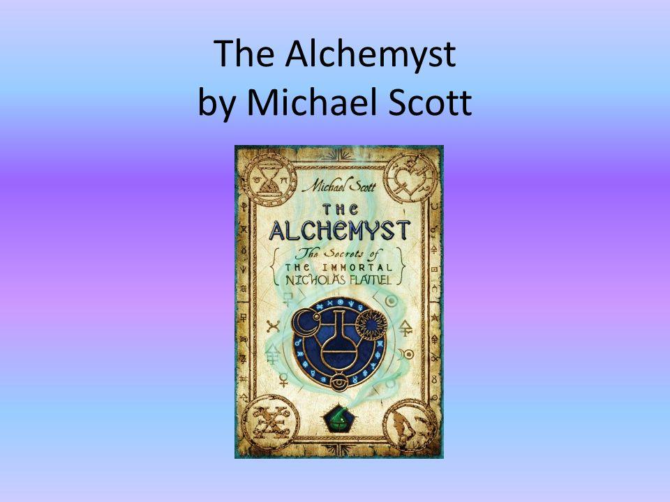 The Alchemyst by Michael Scott