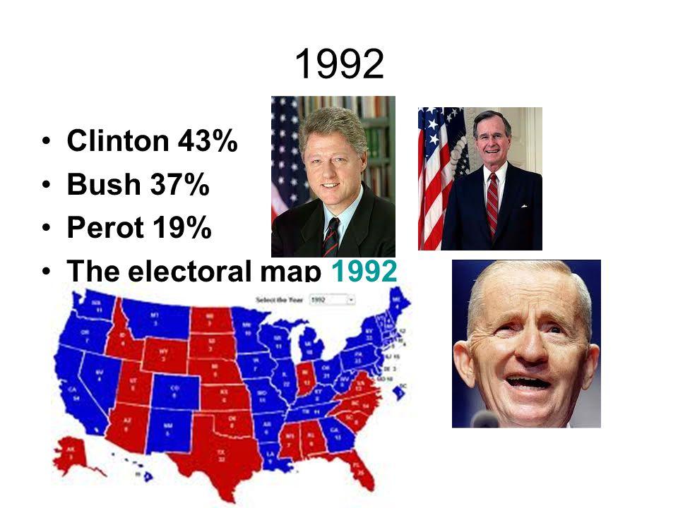Was Clinton a New Democrat.