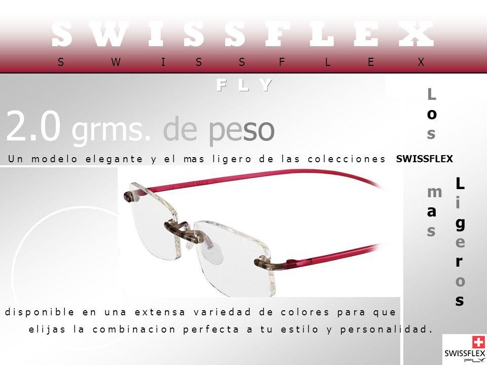 S W I S S F L E X 2.0 grms.