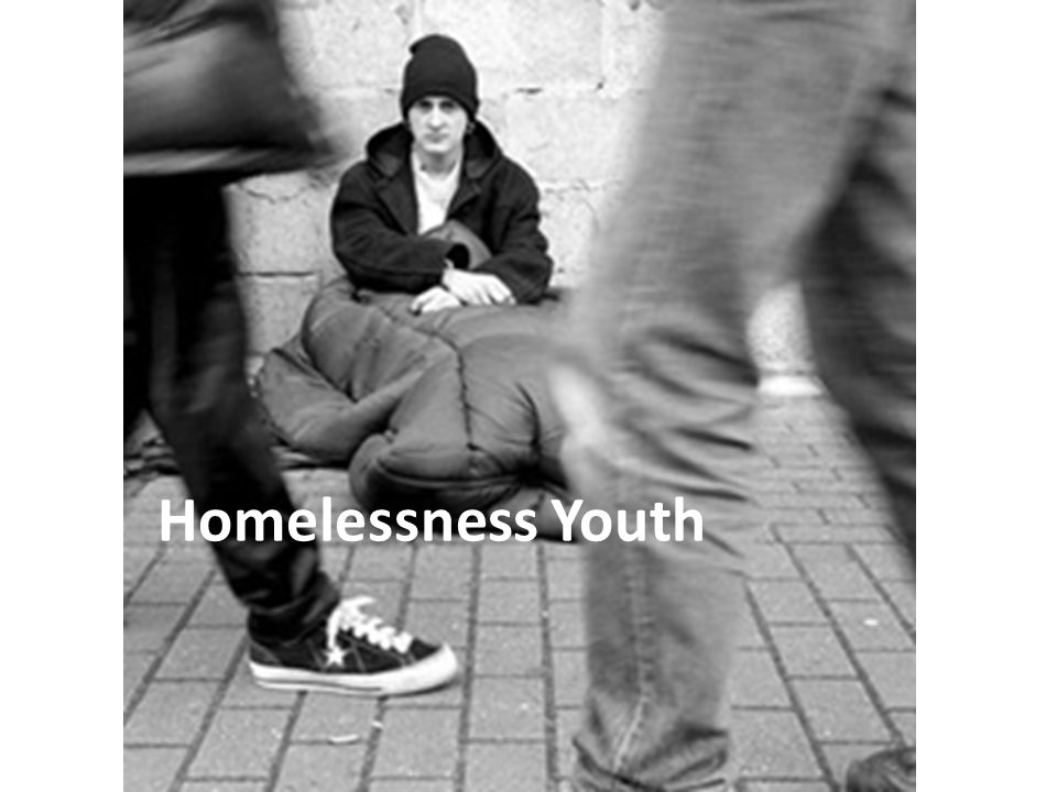 In the next 20 seconds, write down words that you associate with homelessness