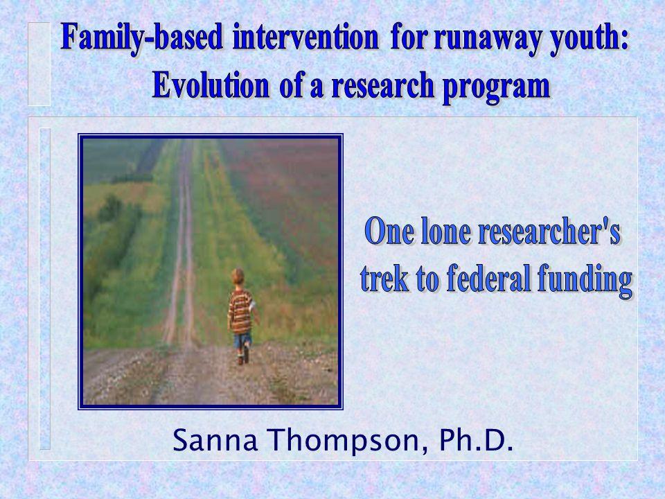 Sanna Thompson, Ph.D.
