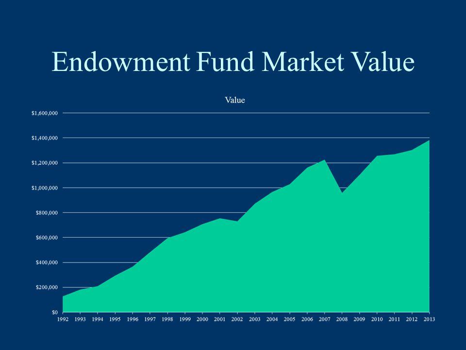 Endowment Fund Market Value