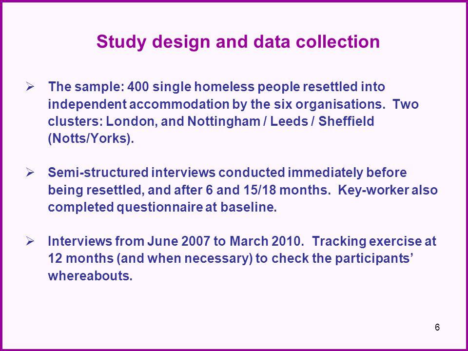 Key influences on outcomes