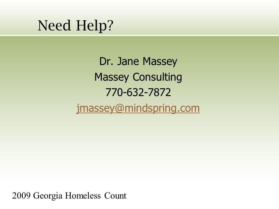 Need Help. Dr.