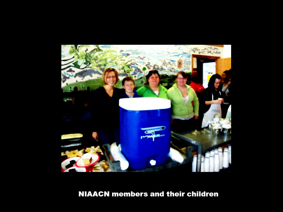 NIAACN members and their children