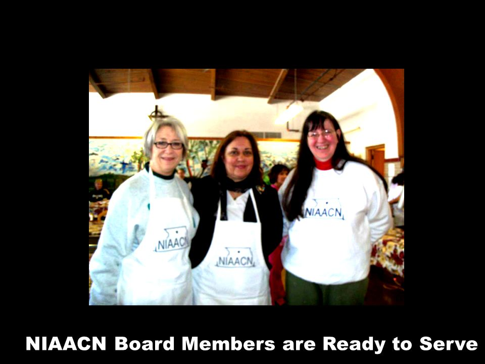 NIAACN Board Members are Ready to Serve