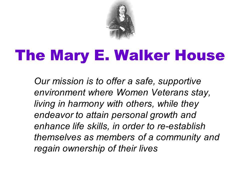 The Mary E.